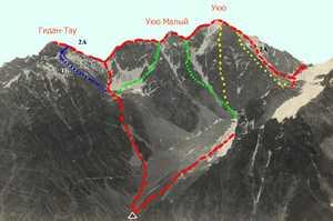 Подробности гибели украинского альпиниста в Кабардино-Балкарии