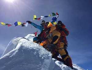 Сразу два мировых рекорда планируют установить альпинисты на восьмитысячнике Манаслу осенью 2018 года