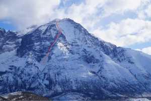 Первый маршрут на юго-восточной стене горы Альмиранте Ньето в Патагонии