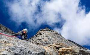Новый маршрут на вершину аляскинской горы Калибан