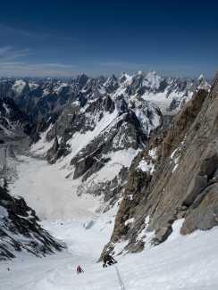Американо-бельгийская команда альпинистов открыла в Пакистане две новые горные вершины
