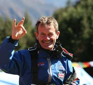В итальянских Альпах погиб знаменитый британский альпинист и глава компании по поставке кислородных баллонов на Эверест Тед Аткинс