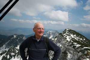 Умер Александр Михайлович Зайдлер - выдающийся украинский альпинист из Днепра