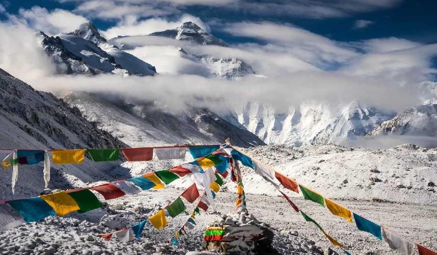 Эверест. Фото Xinhua
