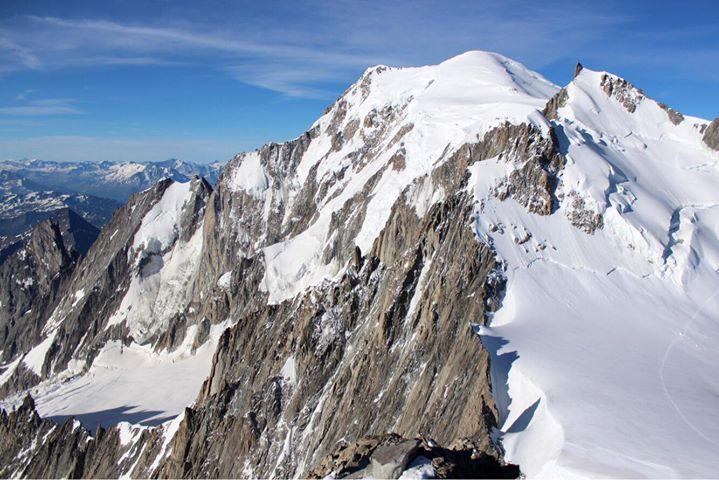 Акклиматизационное восхождение. гора Монблан. Фото Евгений Полтавец