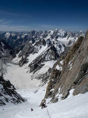 Восхождение на Чхота Бхай (Chhota Bhai, 6321 м)
