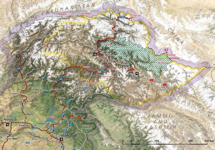 Национальный парк Центральный Каракорум (Central Karakoram National Park)