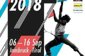 Чемпионат Мира по скалолазанию возвращается в Инсбрук!