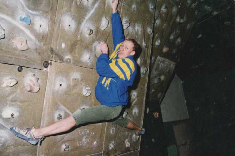 Владимир Захаров. Фото alpclub . com . ua