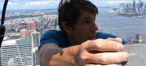 От скал к небоскрёбам: новое увлечение Алекса Хоннольда