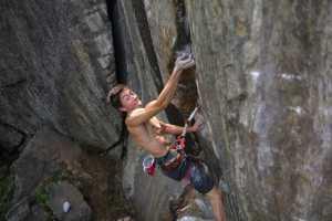 Тристан Чен проходит свой первый в карьере маршрут сложности 9а+