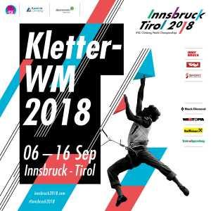 Сегодня в Инсбруке стартует Чемпионат Мира по скалолазанию. От Украины выступят 12 спортсменов