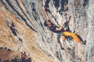 Испания скалолазная: зимнее путешествие Романа Баценко