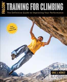 Тренировки для скалолазания. Рецензия на книгу Эрика Хёрста