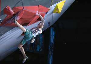 Якоб Шуберт выиграл Чемпионат Мира по скалолазанию 2018 в дисциплине трудность