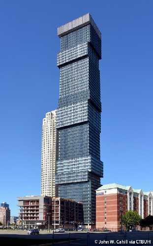 небоскрёб в Джерси-Сити