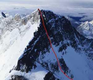 Маршрут мечты: будет ли совершен первый горнолыжный спуск по западному кулуару восьмитысячника Лхоцзе?