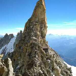 Фото дня: горная хижина в Альпах: бивак Фурш