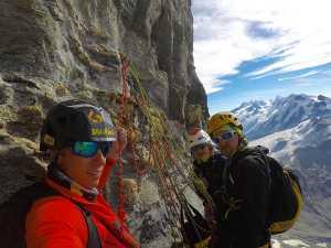 Новый маршрут на вершину Маттерхорна от Француа Казанелли