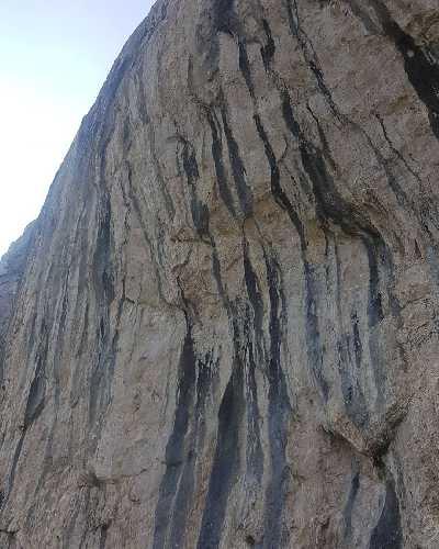"""маршрут """"Interklemezzo"""" 9a на скалах Боснии. Фото Adam Ondra"""