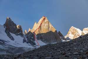 Новый маршрут на индийскую вершину Чарезе Ри Северная от итальянских альпинистов