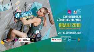 В Словении стартует этап Кубка Мира по скалолазанию. От Украины выступят 2 спортсмена