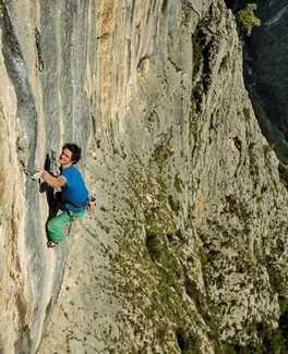 В Боснии открыт первый и самый сложный в стране скалолазный маршрут категории 9а+: