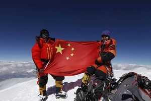 Были ли китайские альпинисты на вершине Шишабангмы осенью 2018 года?