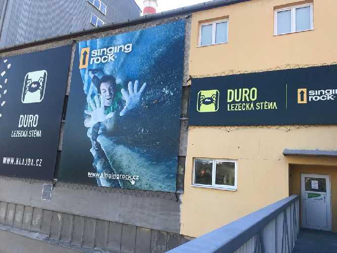 Обзор скалодрома «Lezecká stěna Duro Singing Rock» в чешском городе Брно. Фото Маргарита Захарова