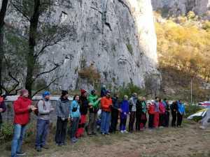 Итоги первого этапа Чемпионата Украины по альпинизму в скальном классе