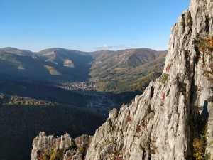 Второй день Чемпионата Украины по альпинизму в скальном классе