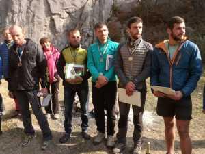 Альпинисты из Стрыя и Ивано-Франковска победили в Чемпионате Украины в скальном классе