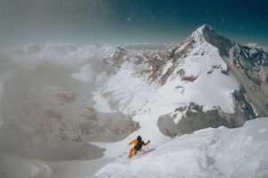 За кулисами первого в истории горнолыжного спуска в вершины восьмитысячника Лхоцзе