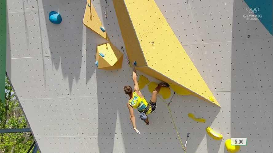 Ярослав Ткач на III летних юношеских Олимпийских играх