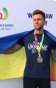 Одессит Даниил Болдырев - главный претендент на золотую медаль Кубка Мира 2018 года по скалолазанию в дисциплине скорость