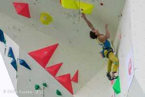 Кубок Мира по скалолазанию в Уцзяне: финал, которого не было