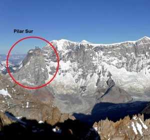 Патагония: первое восхождение на южную башню пика Серро-Сан-Лоренцо