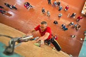 Харьков приглашает на соревнования по скалолазанию среди ветеранов