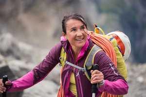 Лив Санcоз: о альпинизме помимо четырёхтысячников Альп