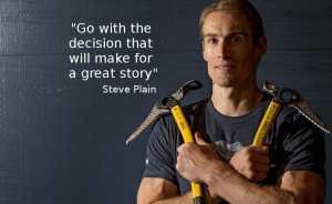 Стив Плейн: видео о рекордном прохождении высочайших вершин семи континентов планеты