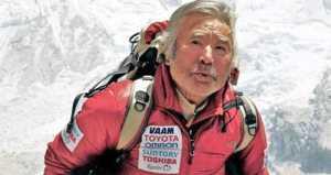 Старейший восходитель на Эверест - Юичиро Миура планирует подняться на вершину Аконкагуа