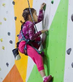 В Киеве пройдет детский фестиваль скалолазания: Junior Climbing Jam