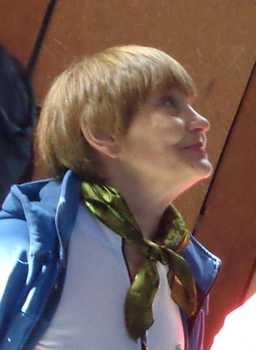 Сегодня 70-летий юбилей отмечает Любовь Николаевна Сухарева − тренер по альпинизму и скалолазанию, неизменный организатор украинских соревнований
