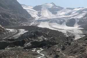 120 000 лет из жизни ледников Альп