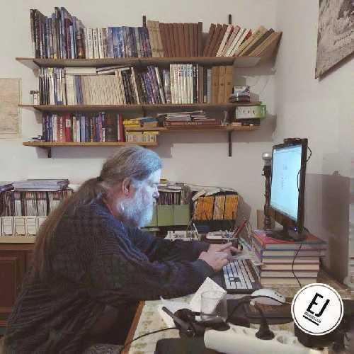 Эберхард Юргалски (Eberhard Jurgalski) за работой