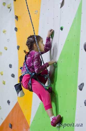 Junior Climbing Jam 2014