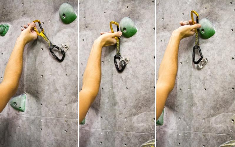 Выщелкивание оттяжки из шлямбура происходит даже при минимальном усилии. Фото lmstn . ru