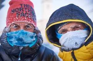 Победа: восхождение на самый холодный пик в мире