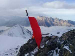 В горах Кавказа появился пик имени Чингиза Айтматова