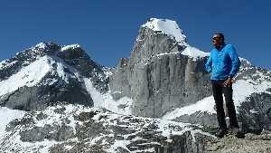 Новый маршрут Water World на ранее не покорённый пик Кирис (Kiris Peak ) высотой 5428 метра, Пакистан. Фото Maurizio Giordani